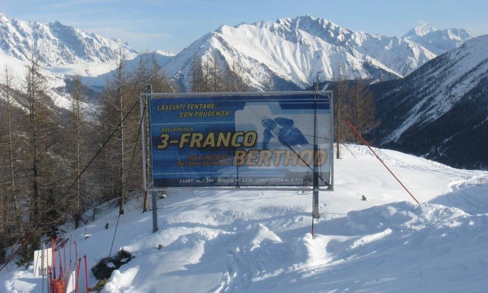 Franco Berthod - La Thuile