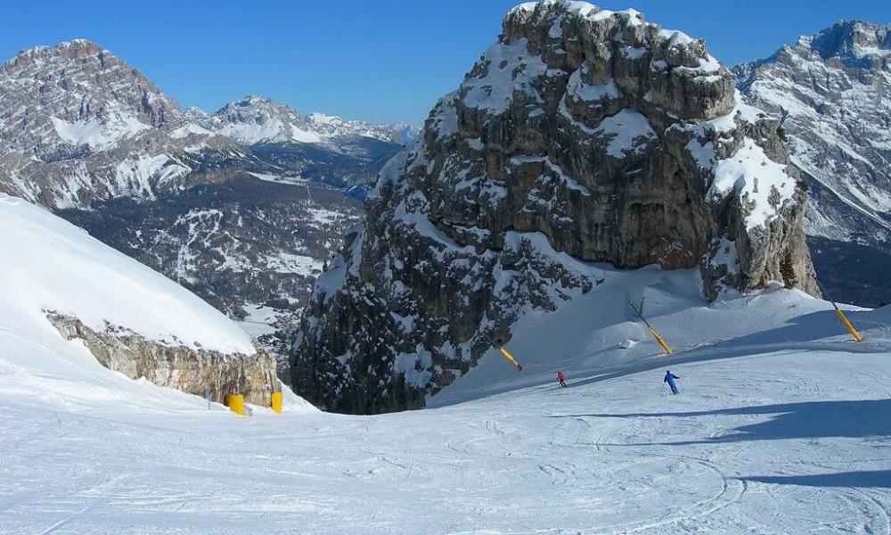 Olimpia delle Tofane - Cortina d'Ampezzo