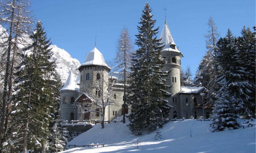 Castel Savoia Gressoney