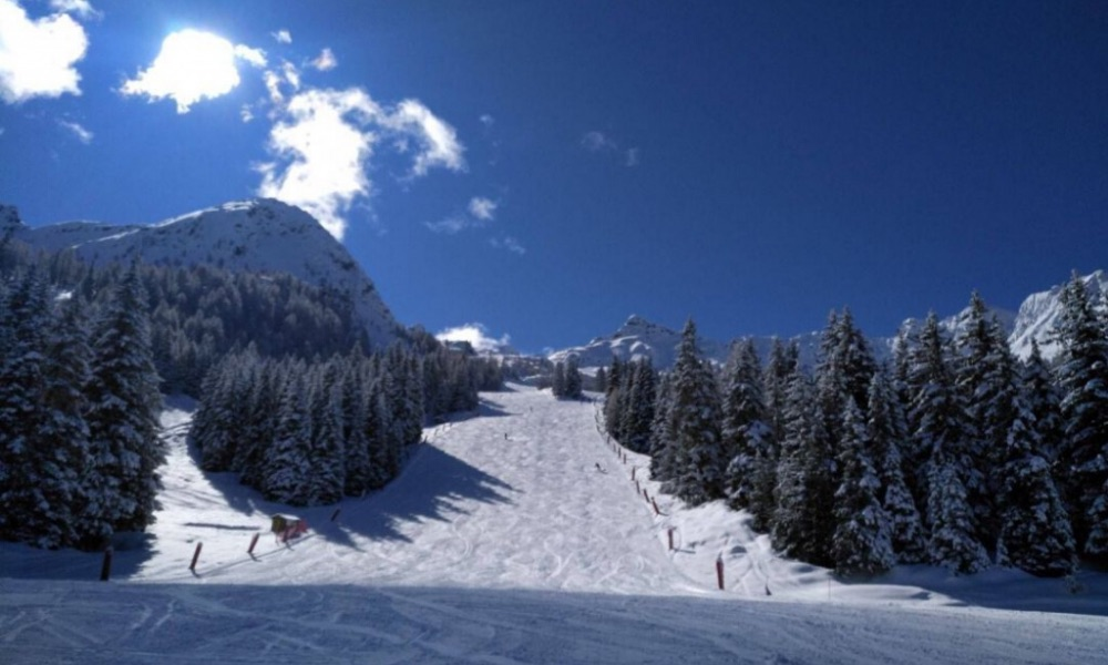 Slopes of Aprica