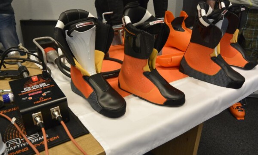 Boot fitting in esecuzione