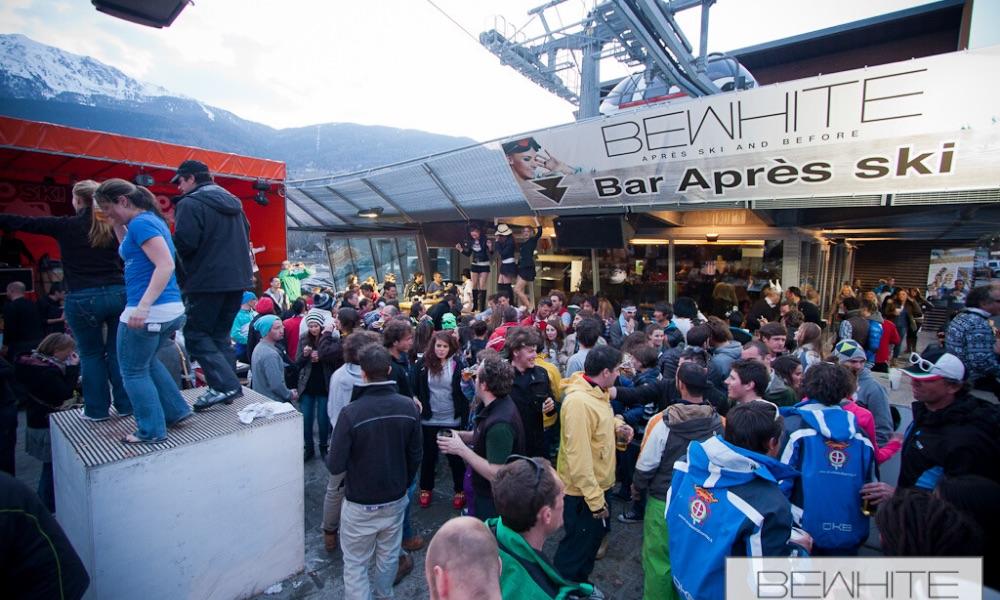 Apres ski a Bormio