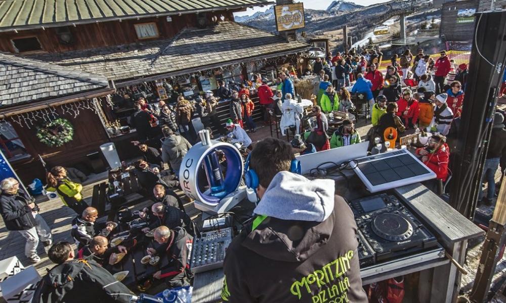 Apres ski in Alta Badia