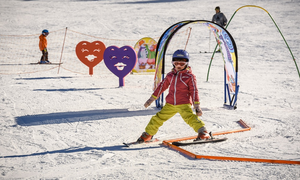 Baby Snow Park in Aprica